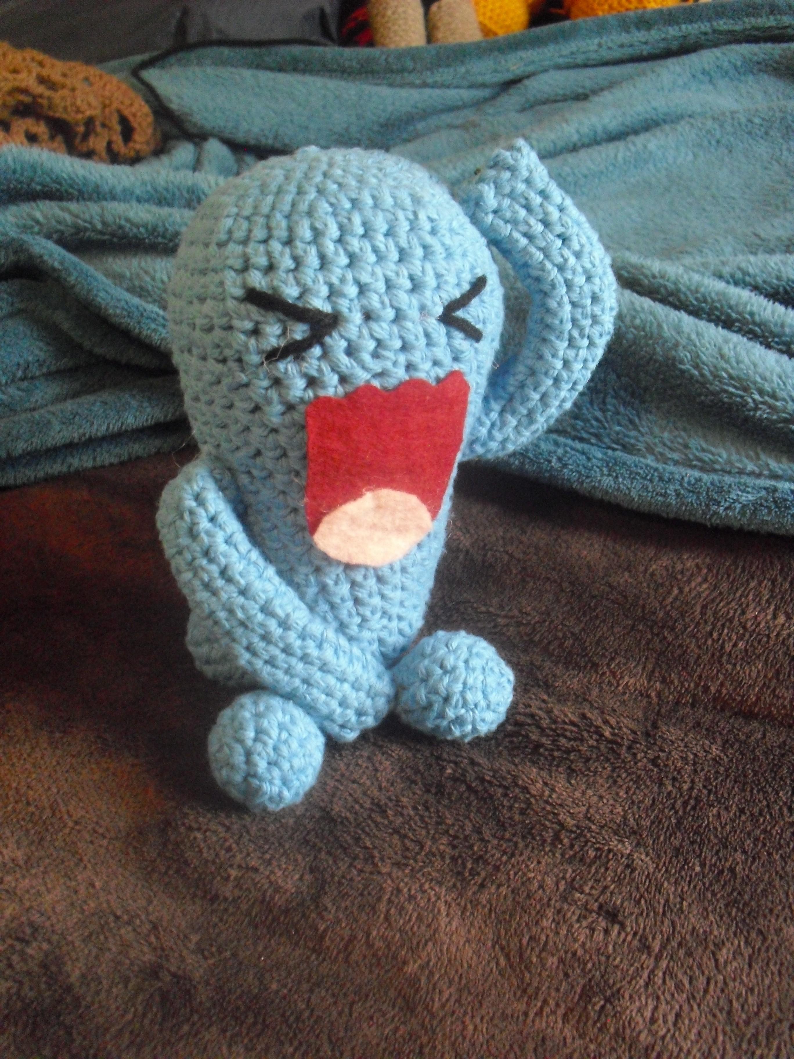 Free Amigurumi Patterns Christmas : Wobbuffet AH! Creations