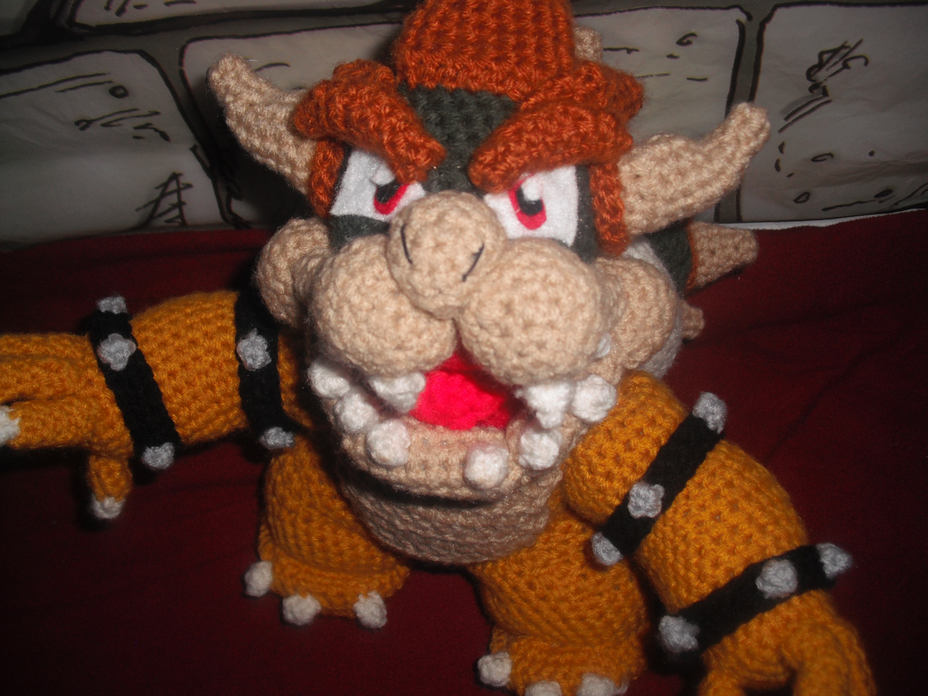 Super Mario Bros – Free Crochet Pattern Round Up – Goddess Crochet | 2736x3648